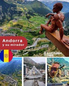 Andorra y su mirador