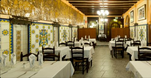 Spots to Visit in Barcelona, Spain: Restaurant Can Culleretes