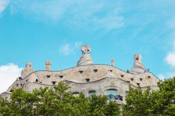 Casa Milà Roof
