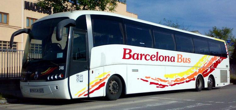 Girona-Barcelona Airport Bus