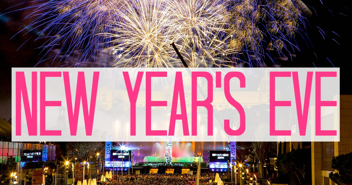 What To Do For New Years In Barcelona