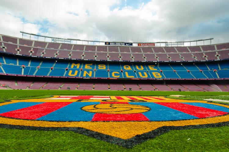 Camp Nou stadion FB Barcelona bezoeken