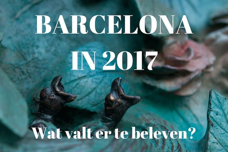 Barcelona in 2017