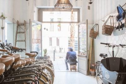El Ciclo fietsverhuur Barcelona fiets huren