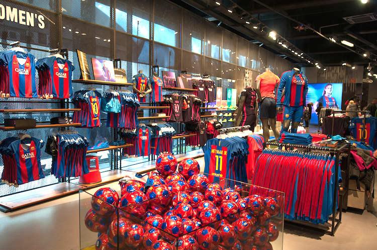 FC Barcelona voetbalreizen