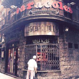 Los Caracoles restaurant Barcelona