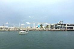 Rambla del Mar Barcelona