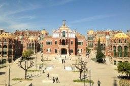 Recinte Modernista Sant Pau Hospital