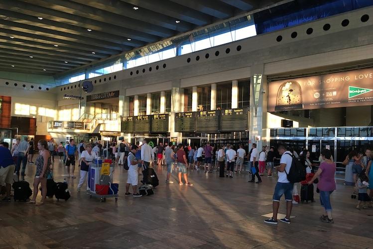 Vliegveld Barcelona airport vervoer naar de stad