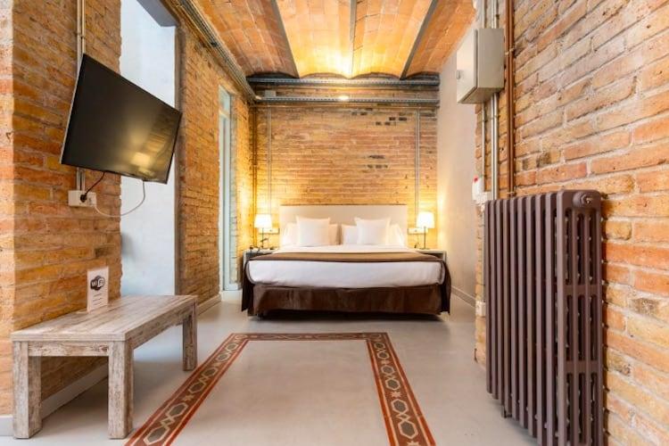 Goedkoop mooi appartement in Barcelona