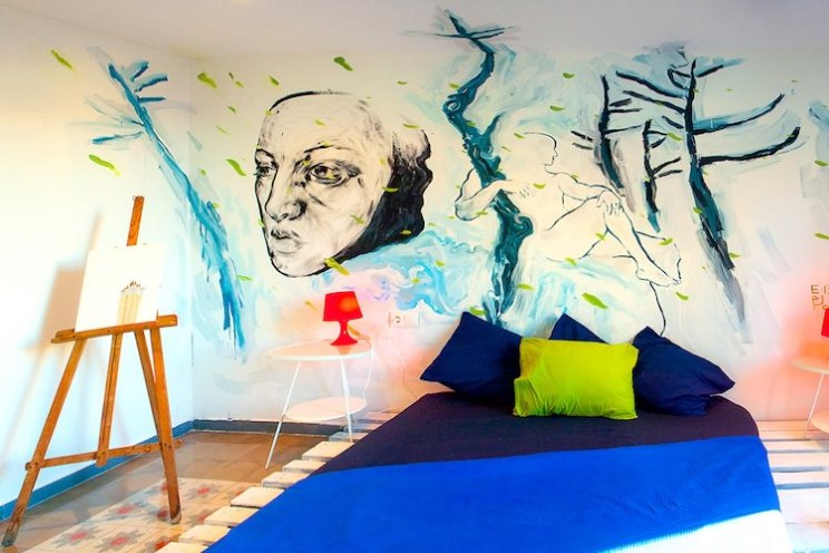 appartement barcelona aribau IV