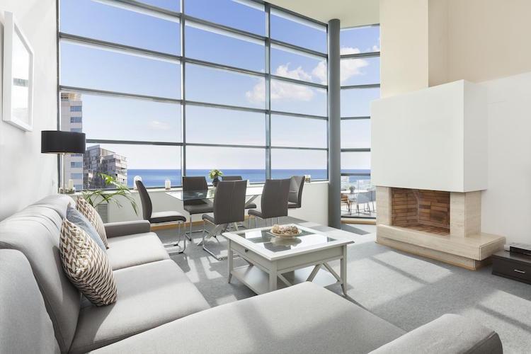 Luxe appartement aan de zee barcelona