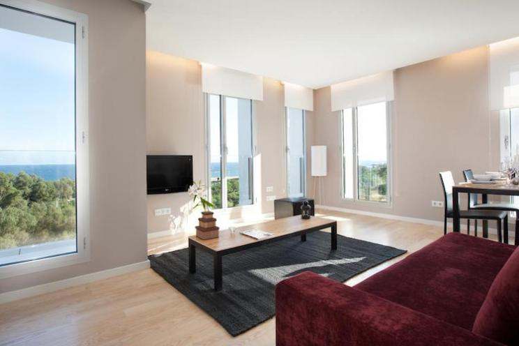 appartement strand lugaris