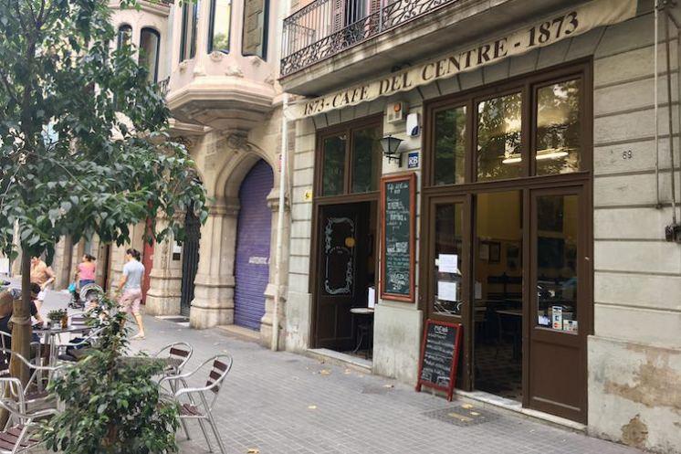 Cafe del centre