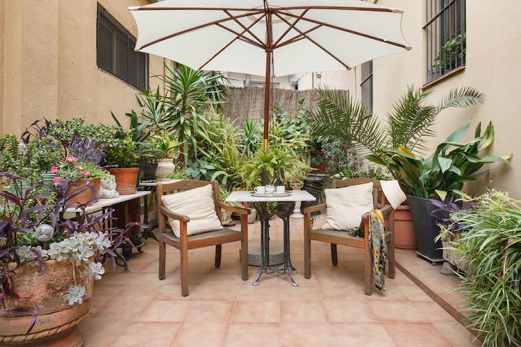 appartement the patio example