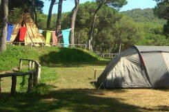 camping begur Barcelona