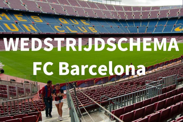 fc barcelona programma