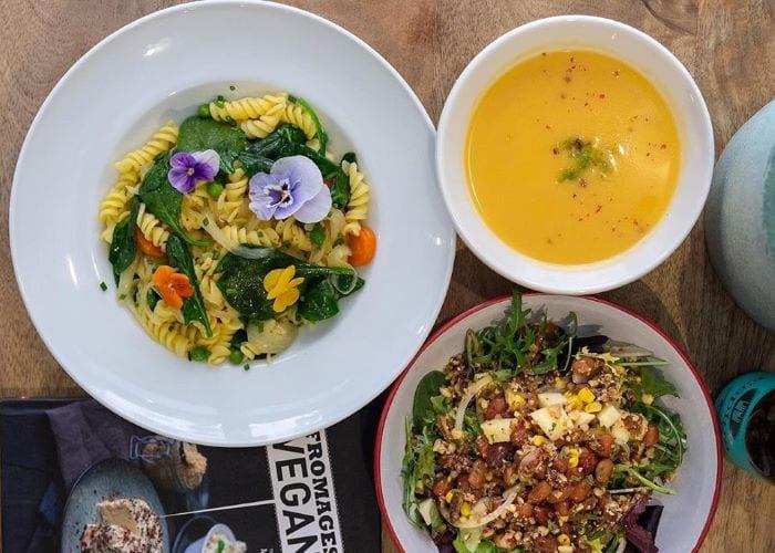 borden, eten, kleur