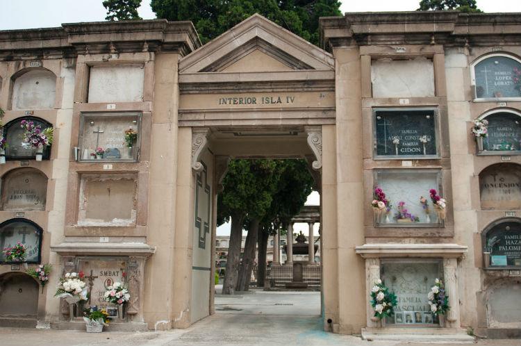 Cementeri de l'est