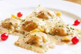 Pastagerecht restaurant Bosco