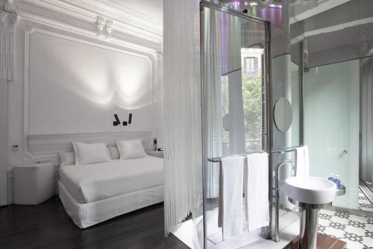 De Hippe Zithoek : 10 boutique & design hotels in barcelona barcelonatips