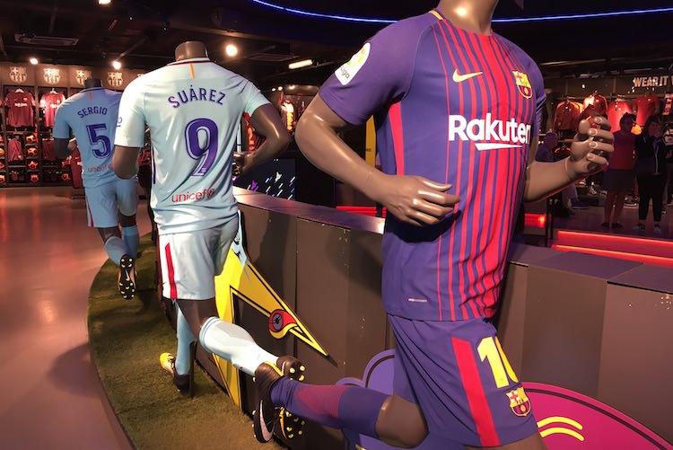 Shirt FC Barcelona