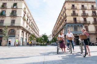 fiets tour maken met nederlandse gids door barcelona