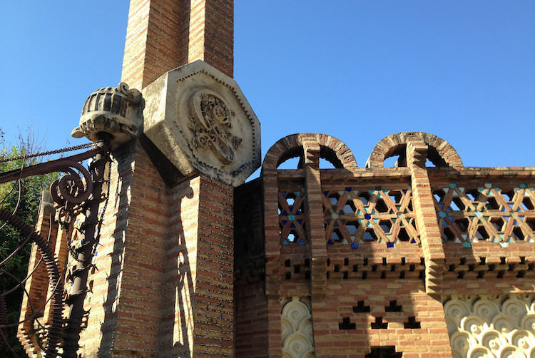 Pabellones de la Finca Güell