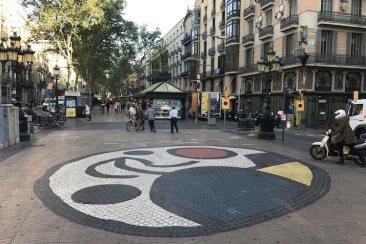 Het kunstwerk van Joan Miró