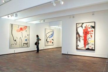 Joan Miró Museum Barcelona interieur