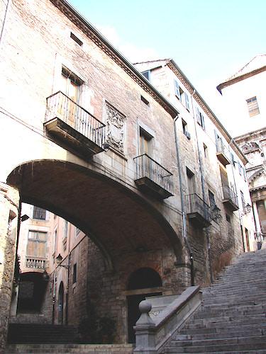 Girona centrum dagtrip Barcelona