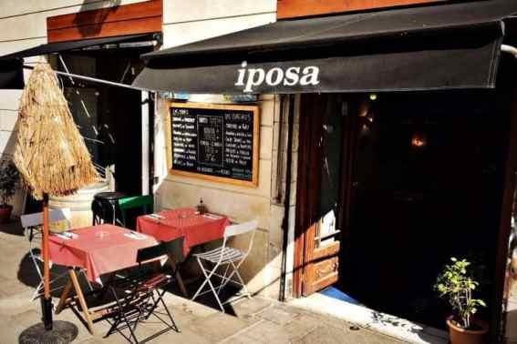 Terras restaurant Iposa
