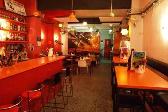 Bar en restaurant Las Fernandez