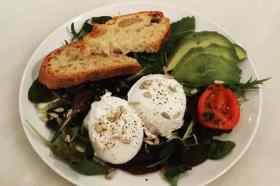 'Brood en salade Mama's café