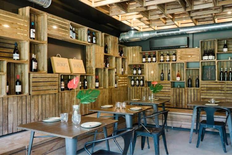 Restaurant Mas Salagros ecoresort & spa