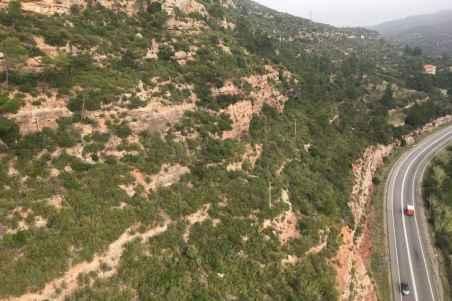 Autoweg Montserrat