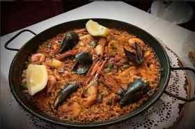 Paella restaurant Salamanca