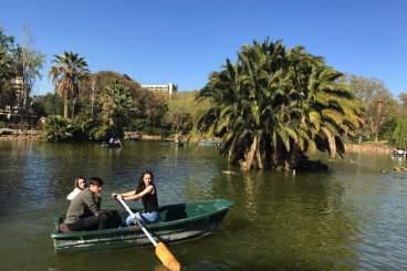 Parc de la Ciutadella meertje