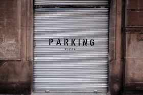 Luiken Parking Pizza Barcelona