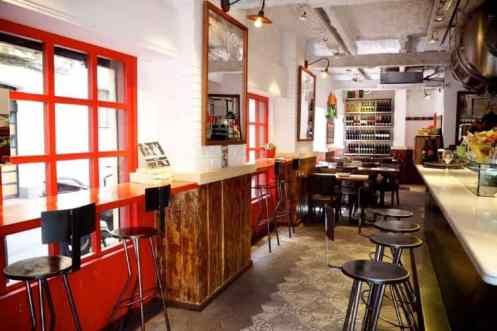 Restaurant en bar Pepa Tomate