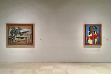 schilderijen in Picasso Museum