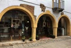 winkelen bij poble espanyol