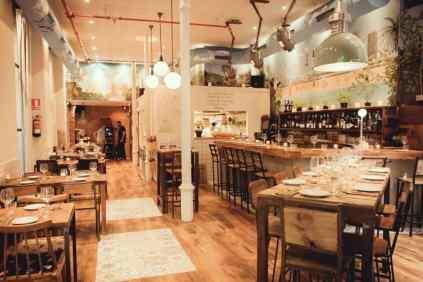Restaurant en bar Gourmet tapas