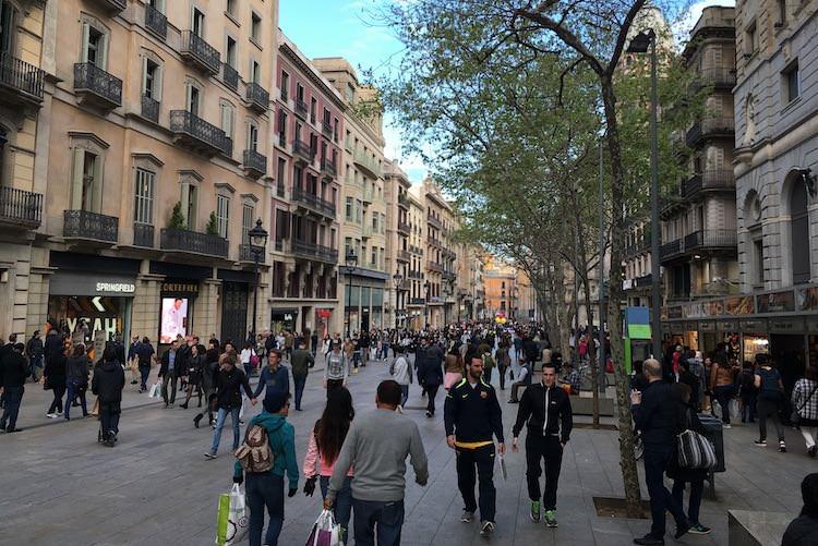 Shoppen in Barcelona: winkels, openingstijden en uitverkoop