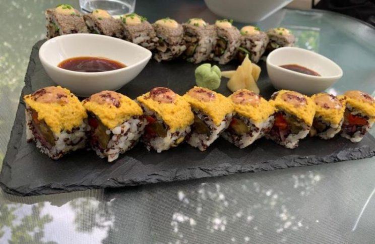 Sushi Roots & Rolls