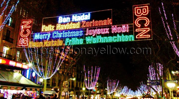Barcelona 2018 Barcelona Christmas 2018 Things To Do