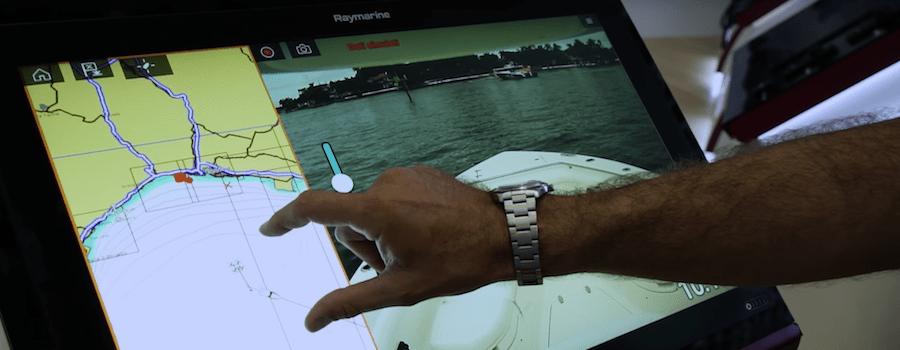 Drone barche a motore
