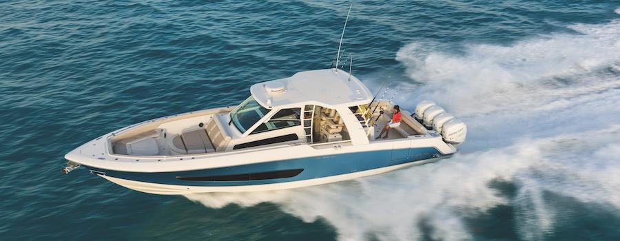 barche a motore Boston Whaler 420