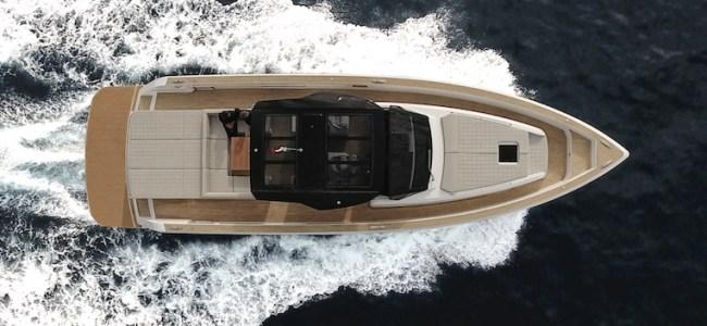 Il Pardo 50 di Pardo Yachts