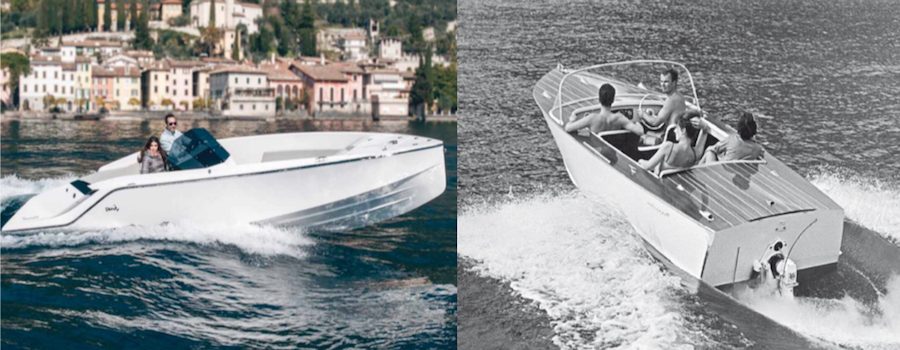 MED BOAT barche a motore